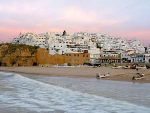 Albufeira,-Algarve,-Portugal
