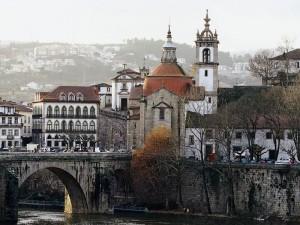 Amarante,-Douro,-Portugal