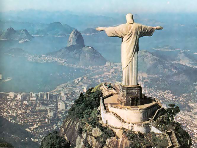 Brazil :: Map Monde: Google Maps of Europe, travel advices, European