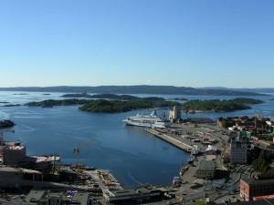 Port-in-Oslo-Norway